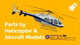 Aircraft and Helicopter Models - ASAP Parts 360
