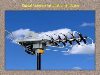 Digital Antenna Installation Brisbane