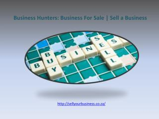 Business Hunters