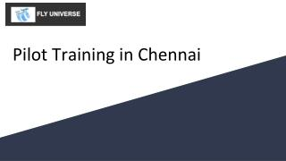 Pilot Training In Chennai