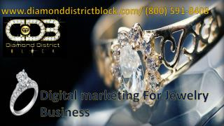 Digital Marketing for Jewelry Business