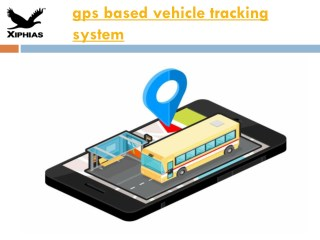 gps based vehicle tracking system