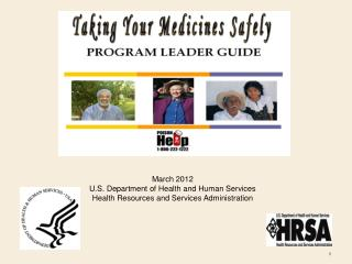 March 2012 U.S. Department of Health and Human Services Health Resources and Services Administration