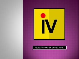 Indiavirals – Latest news today and Breaking news in Hindi