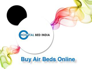 Buy Air Beds online in India, Buy Air Beds Online – Hospital Bed India