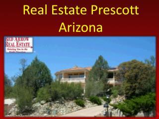 Real Estate Prescott Arizona
