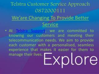 Telstra Email Support 872000111