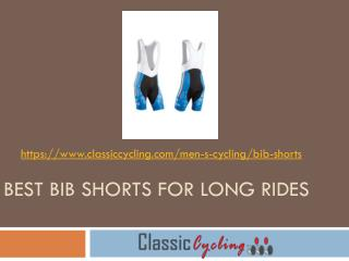 Best Bib Shorts For Long Rides