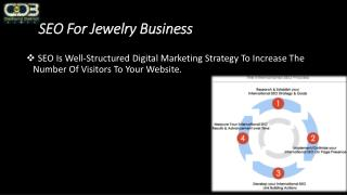SEO For Jewelry Business