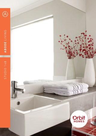 Studio 148 Display Homes | Orbit Homes