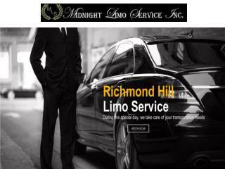 Richmond Hill Limo