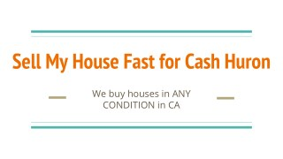 Sell Reedley House Fast – Central Valley House Buyers