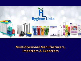 Cleaning Products Manufacturers in Oman