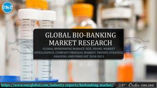 Bio-Banking market