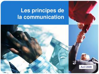 Les principes de  la communication