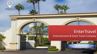 Corporate & Entertainment Travel - EnterTravel