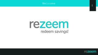Rezeem - Middle East Coupons & Deals Website