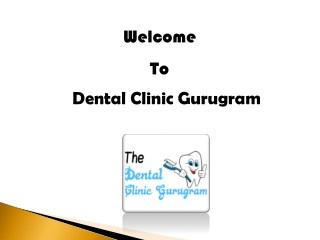 Periodontal Surgery - Dental Clinic Gurugram