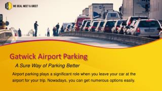 A Simple Guide To Gatwick Airport Parking