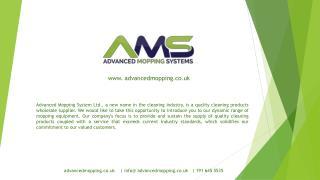Dry Mop | Golden Mop frame for sale | AMS