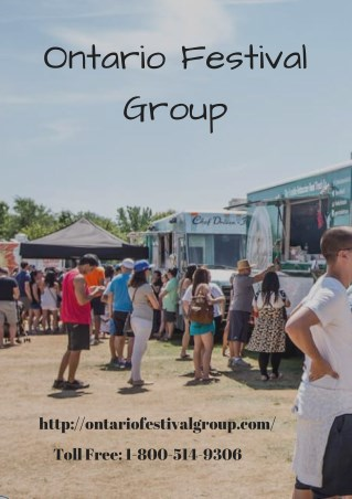 Food Trucks by Ontario Festival Group