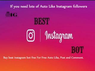 Instagram Auto Followers