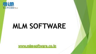 Where to Find the Most Reliable MLM Software