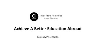 Interface Alliances Global