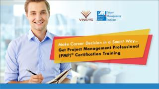PMP Certification Training Hyderabad | PMP Course | Vinsys