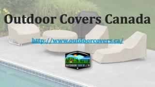 Patio Furniture Covers | Outdoor Covers Canada