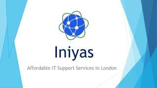 IT Support and IT Security Services in London - Iniyas