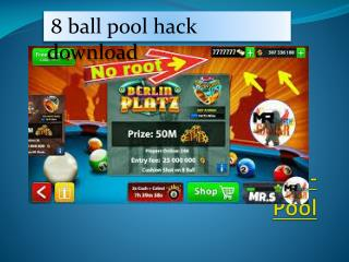 8 ball pool hack download apk online
