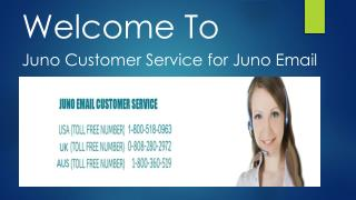 Juno Email Customer Support Phone Number
