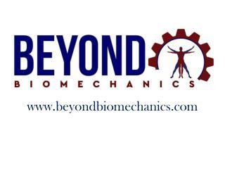 Enroll now and start living a pain free life - www.beyondbiomechanics.com