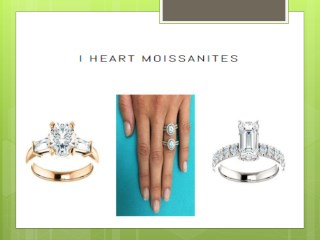 Buy Moissanites at an affordable prices