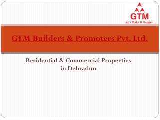 Ready to move Flats Apartments in Dehradun
