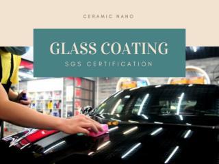 Affordable Glass coating