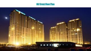 DLF Crest Floor Plan