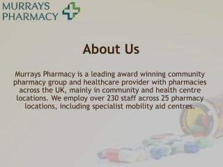 Fairfield Pharmacy | Murrays Pharmacy