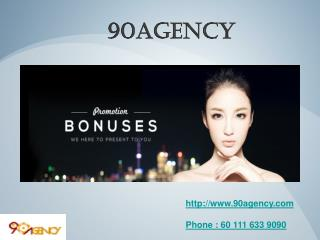 90 agency - Malaysia Betting Account