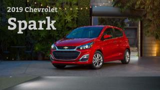 New 2019 Chevrolet Spark With New Features, Technology and Safety – Westside Chevrolet