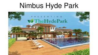 Nimbus Hyde Park Resale