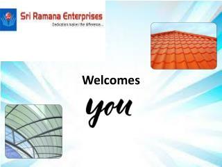 Roof Ventilator in Hyderabad - Sriramana Enterprises