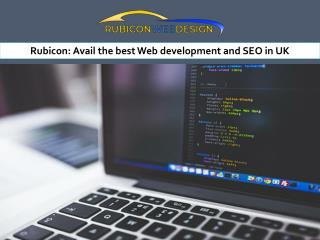 Get the best services for web development and SEO in UK