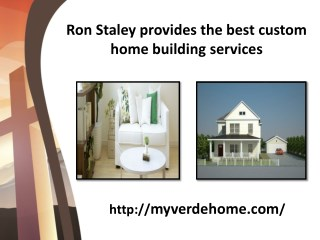 Get the perfect home design is Verde building Solution