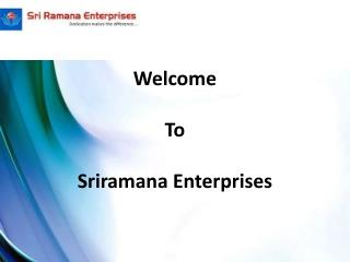Decking sheet in Chennai - Sriramana Enterprises