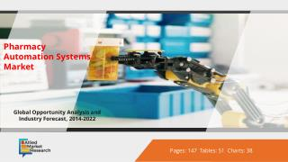 Overview: Pharmacy automation systems market