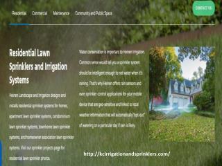 Kc Irrigation