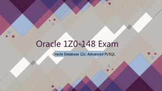 2018 Valid 1Z0-148 Oracle Exam Dumps IT-Dumps