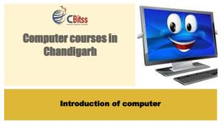 Computer courses in Chandigarh